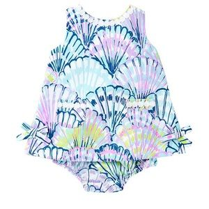Lilly Pulitzer Dresses - Lilly baby shift in oh Shello